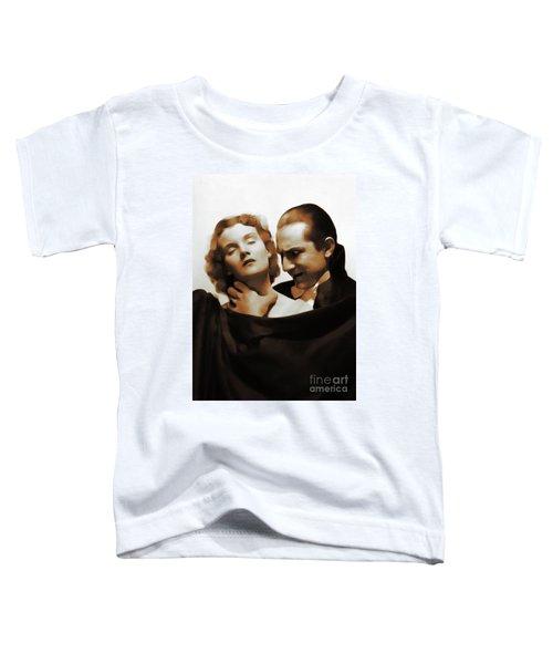 Bela Lugosi, Hollywood Legend Toddler T-Shirt