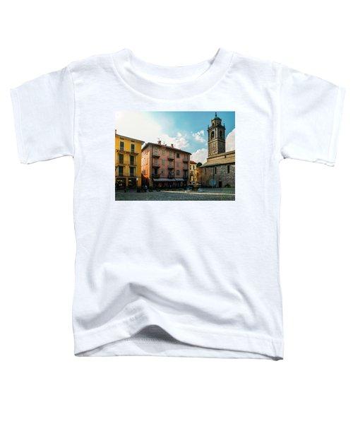 Bellagio, Lake Como, Italy. Toddler T-Shirt