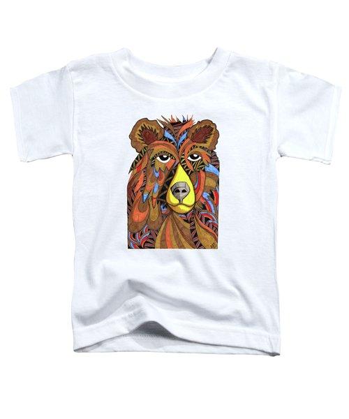 Benjamin Bear Toddler T-Shirt