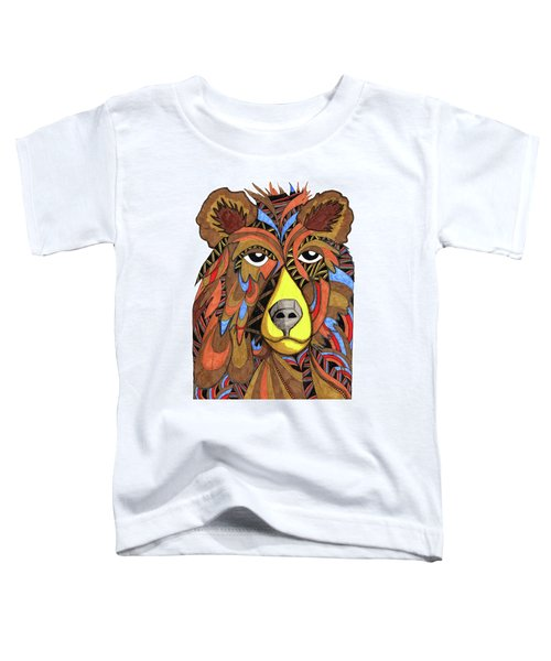 Benjamin Bear Toddler T-Shirt