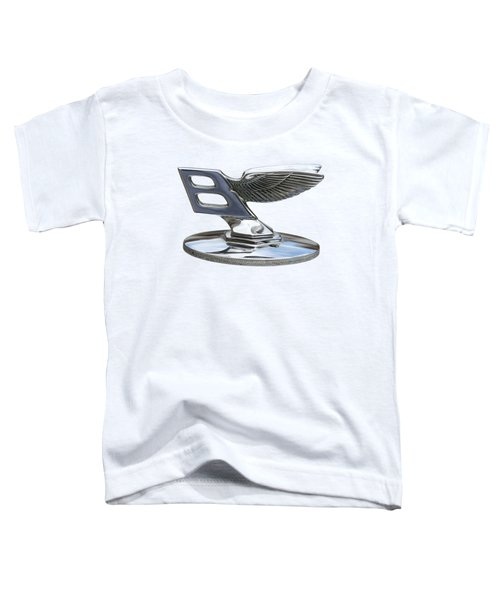 Bentley Logo Toddler T-Shirt