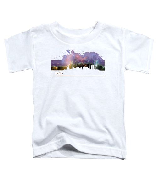 Berlin 2 Toddler T-Shirt by Alberto RuiZ