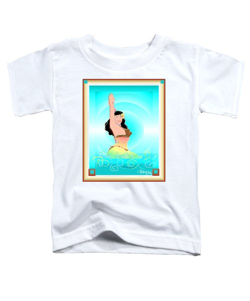 Bettie Page  Toddler T-Shirt