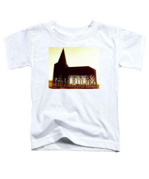 Between The Lines Toddler T-Shirt