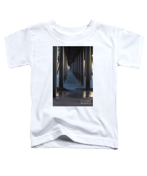 Between The Pillars  Toddler T-Shirt