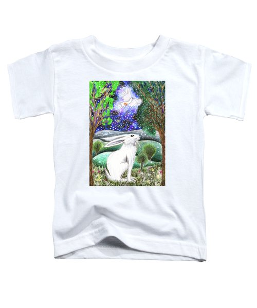 Between The Trees Toddler T-Shirt