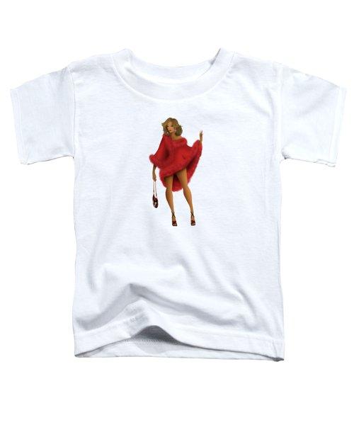 Beyonce - Naughty Girl 1 Toddler T-Shirt