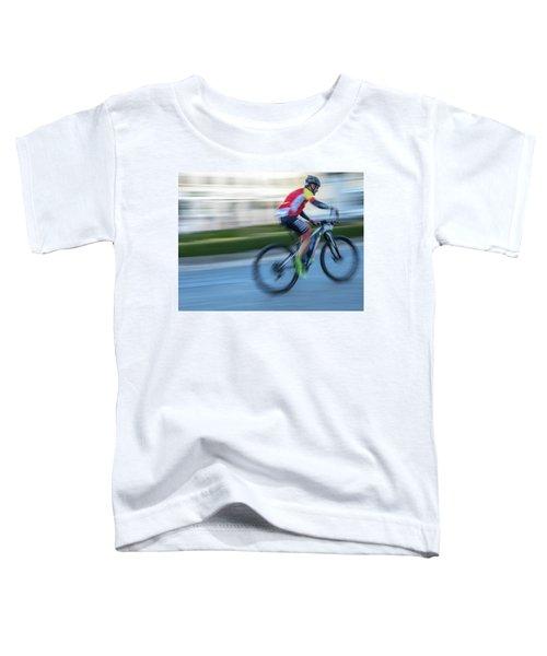 Bicycle Race Toddler T-Shirt
