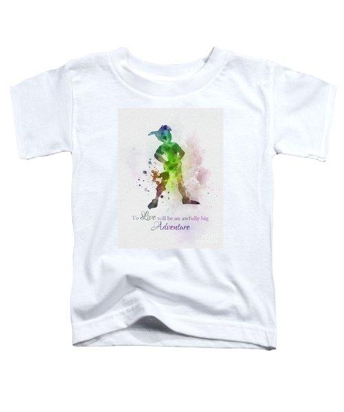 Big Adventure Toddler T-Shirt