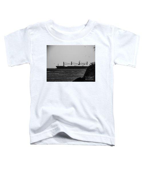 Big Ship Toddler T-Shirt