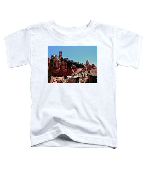 Big Thunder Mountain Walt Disney World Mp Toddler T-Shirt
