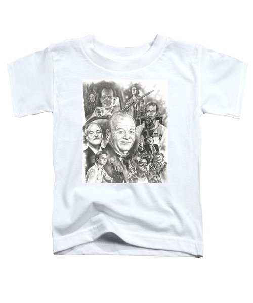 Bill Murray Toddler T-Shirt