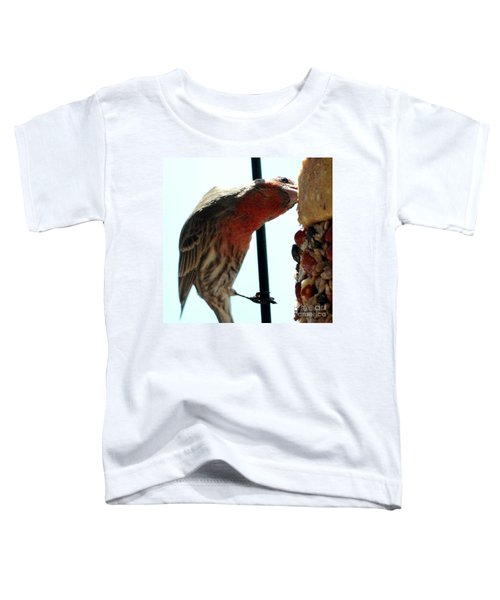 Bird Hits The Jackpot Toddler T-Shirt