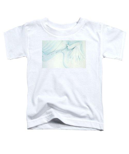 Bird In Flight Toddler T-Shirt