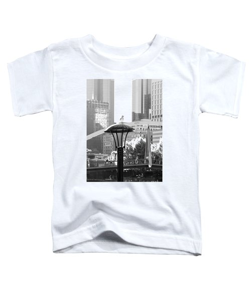 Birds Eye View Of The City Toddler T-Shirt