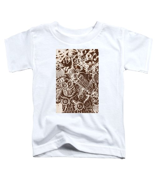 Birds From The Old World Toddler T-Shirt