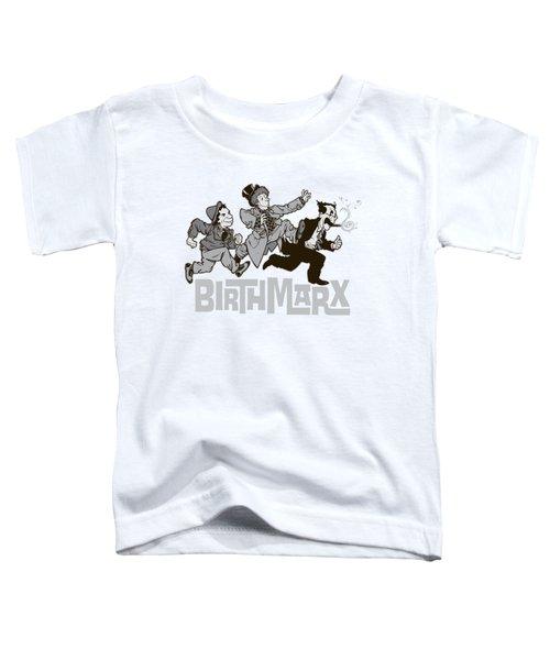 Birth Marx Black And White Toddler T-Shirt