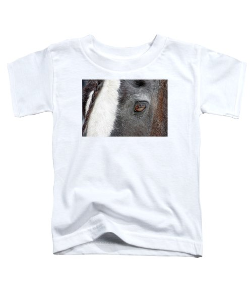 Black And White Beauty Toddler T-Shirt