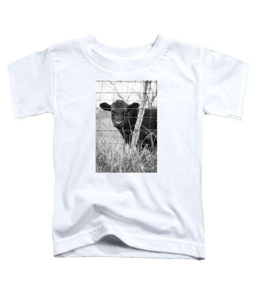 Black Angus Calf Toddler T-Shirt