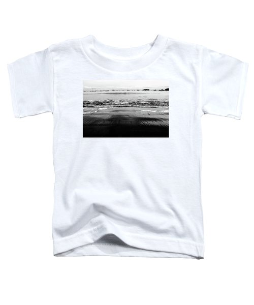Black Beach  Toddler T-Shirt