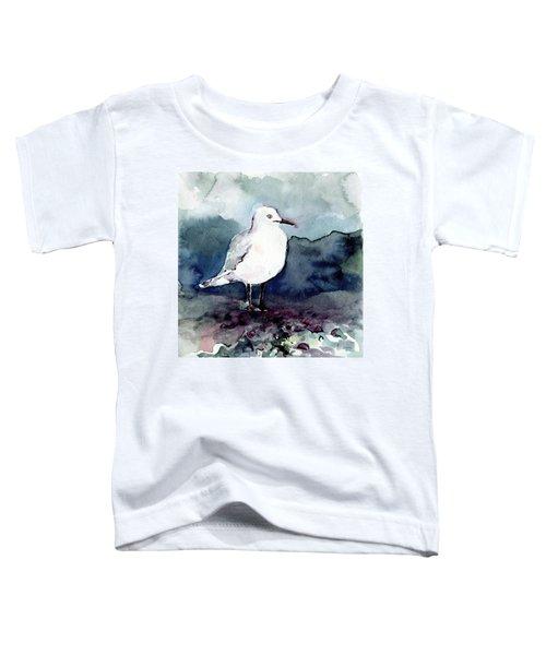 Black-billed Gull Toddler T-Shirt