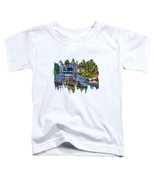 Blakes Pond House Toddler T-Shirt