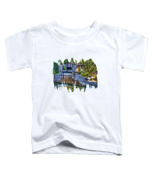 Blakes Pond House Toddler T-Shirt