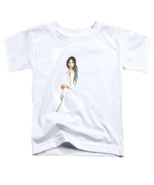 Blanca Toddler T-Shirt