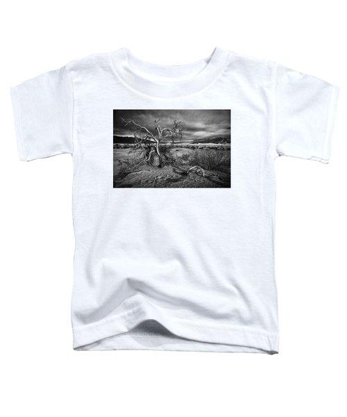 Bleached Bones Toddler T-Shirt