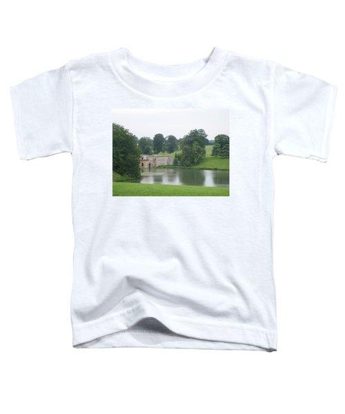 Blenheim Palace Lake Toddler T-Shirt
