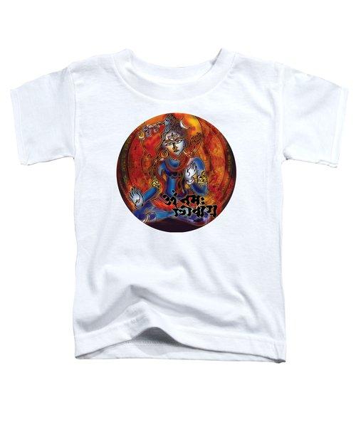 Blessing Shiva Toddler T-Shirt