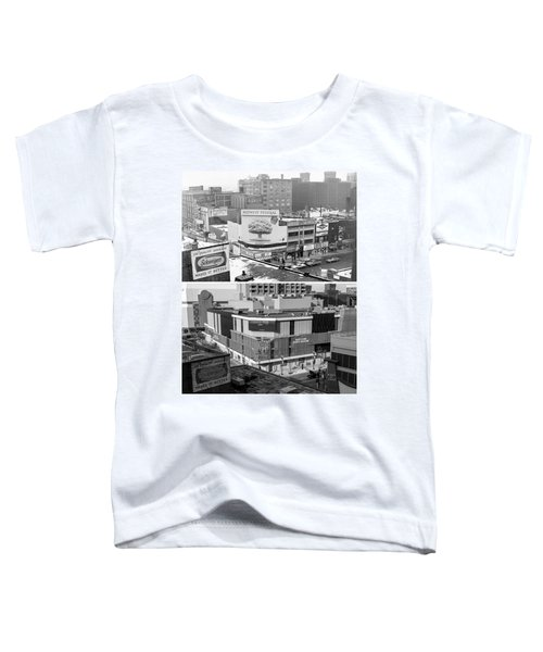 Block 'e' In Minneapolis Toddler T-Shirt