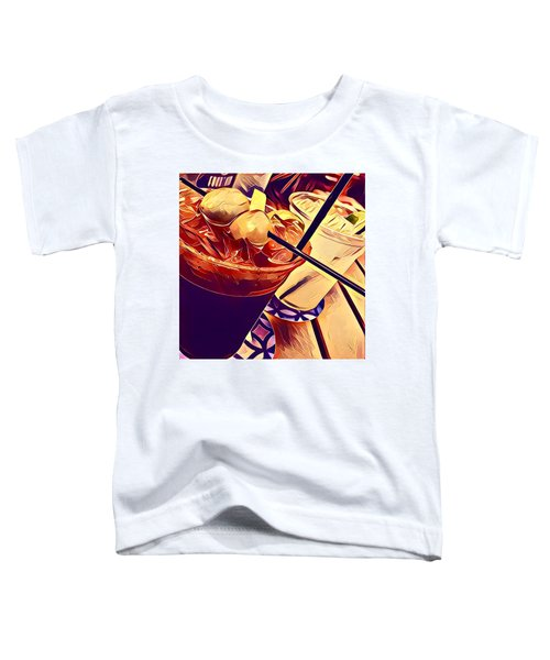 Bloody Mary And Moscow Mule Toddler T-Shirt