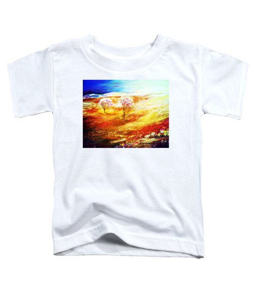 Blossom Dawn Toddler T-Shirt