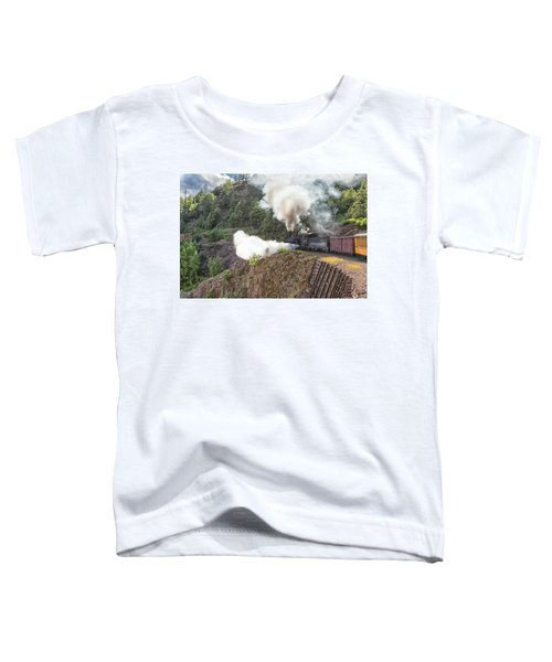 Blowing Down 481 Toddler T-Shirt