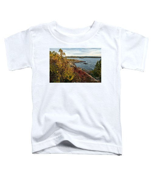 Toddler T-Shirt featuring the photograph Blowing In The Wind by Doug Gibbons