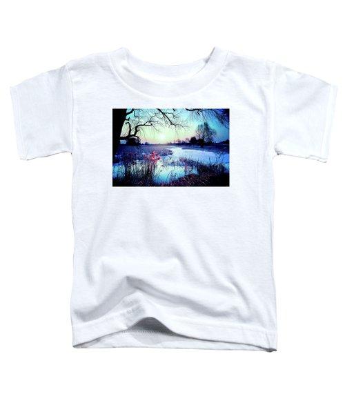 Blue Bayou Toddler T-Shirt