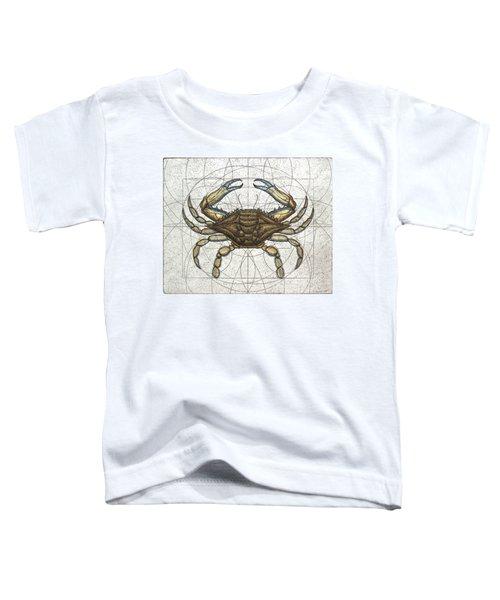 Blue Crab Toddler T-Shirt