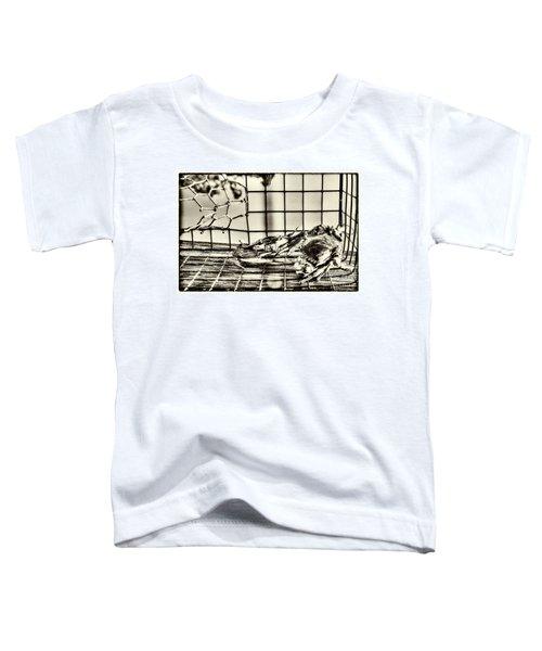 Blue Crabs - Vintage Toddler T-Shirt