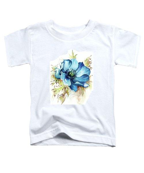 Blue Gem Toddler T-Shirt