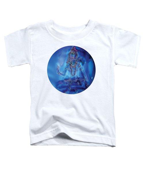 Blue Shiva  Toddler T-Shirt