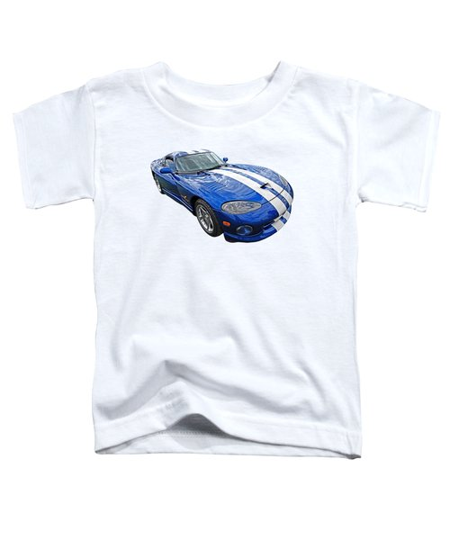Blue Viper Toddler T-Shirt
