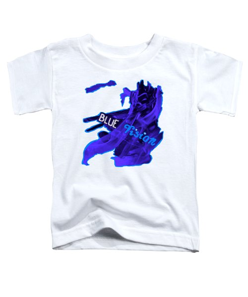 Blue Vision Toddler T-Shirt