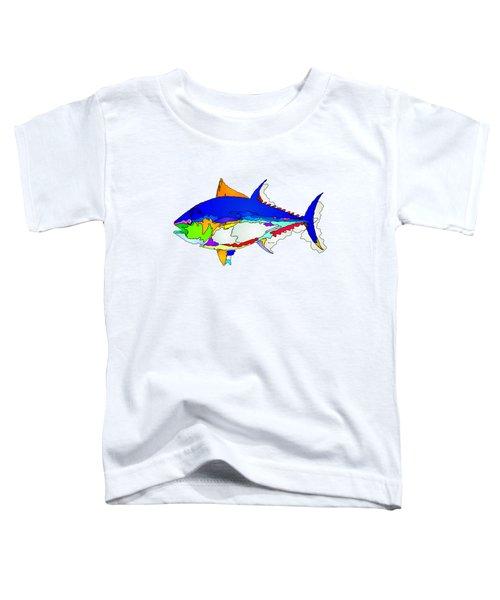 Bluefin Tuna  Toddler T-Shirt