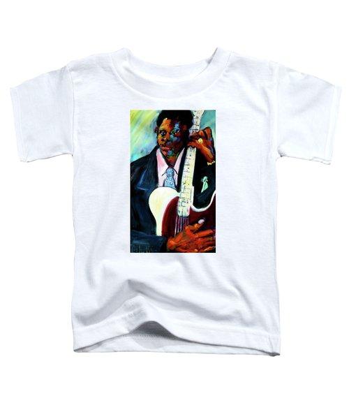 Blues Boy Toddler T-Shirt