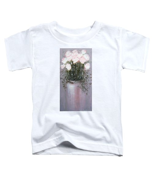 Blush - Original Artwork Toddler T-Shirt