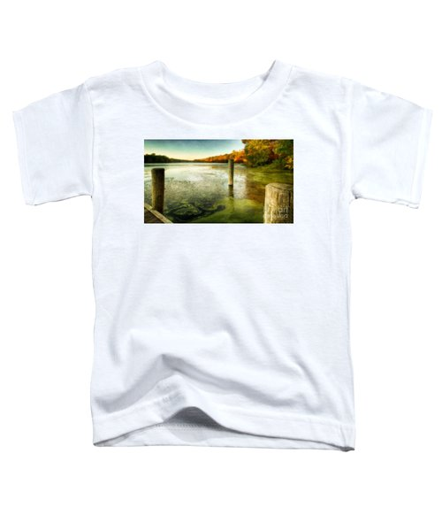 Blydenberg Park In The Fall Toddler T-Shirt