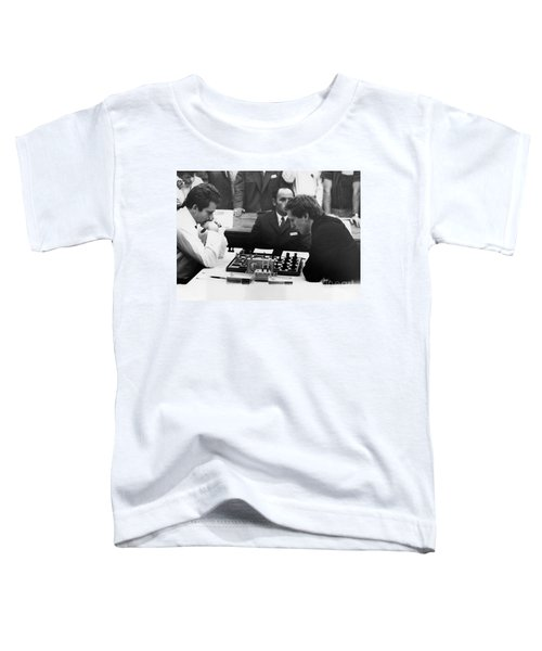Bobby Fischer (1943-2008) Toddler T-Shirt