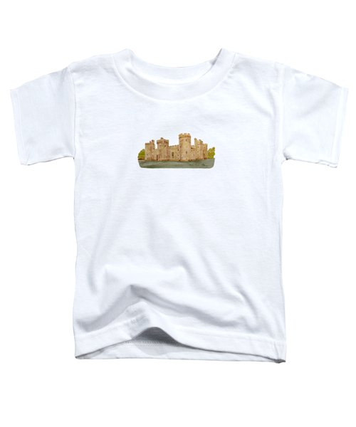 Bodiam Castle Toddler T-Shirt