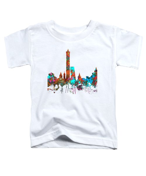 Bologna Italy  Skyline  Toddler T-Shirt
